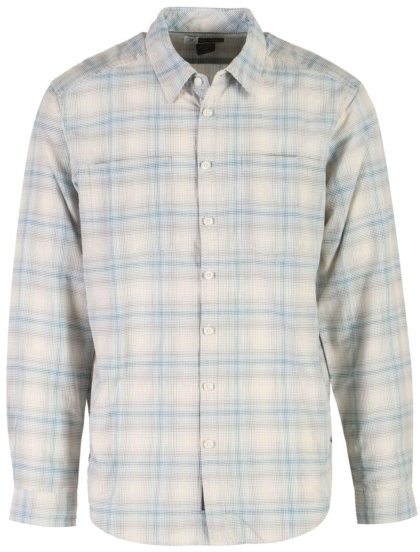 ExOfficio Mens BugsAway Poros Plaid Lightweight Long-Sleeve Shirt