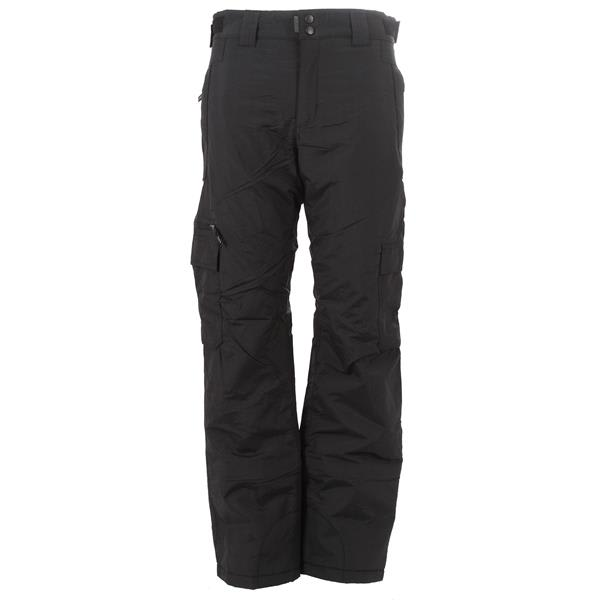 Exposure Project Bobby Cargo Insulated Snow Pants Black U.S.A. & Canada