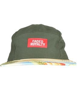Faded Royalty 5 Panel Paradise Cap