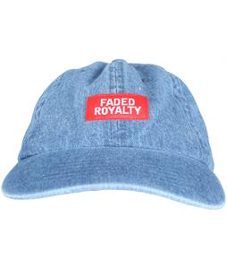 Faded Royalty All Denim Dad Hat
