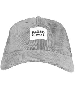 Faded Royalty Dad Courduroy Woven Cap