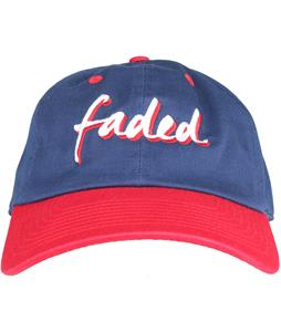 Faded Royalty Faded Paint Brush 2 Tone Dad Cap