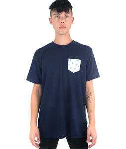 Faded Royalty Pocket T-Shirt