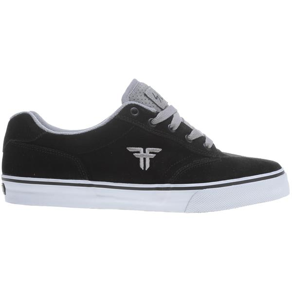 Fallen Slash Skate Shoes Black / Cement Grey U.S.A. & Canada