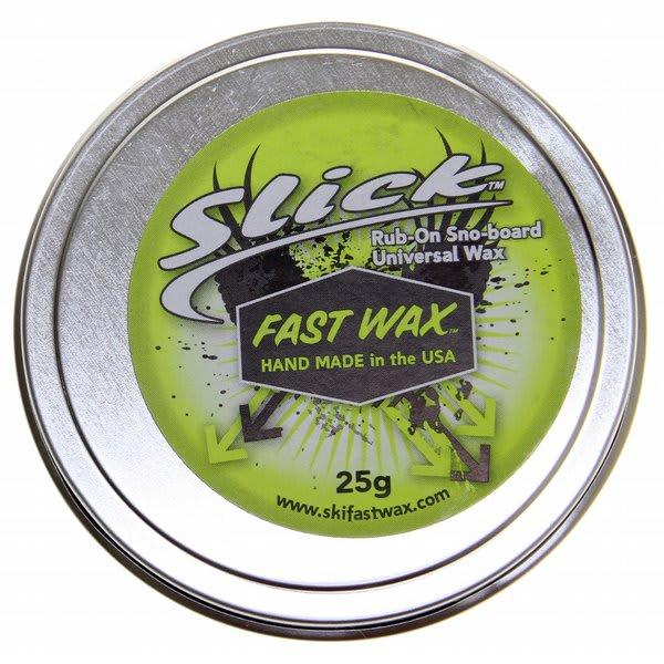 Fast Wax Snowboard Paste Wax U.S.A. & Canada