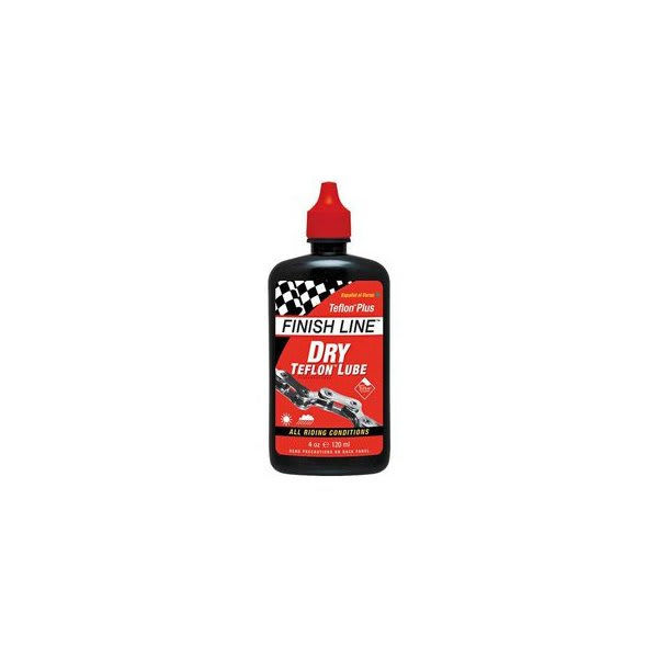 Finish Line Dry Lube Squeeze 2Oz U.S.A. & Canada