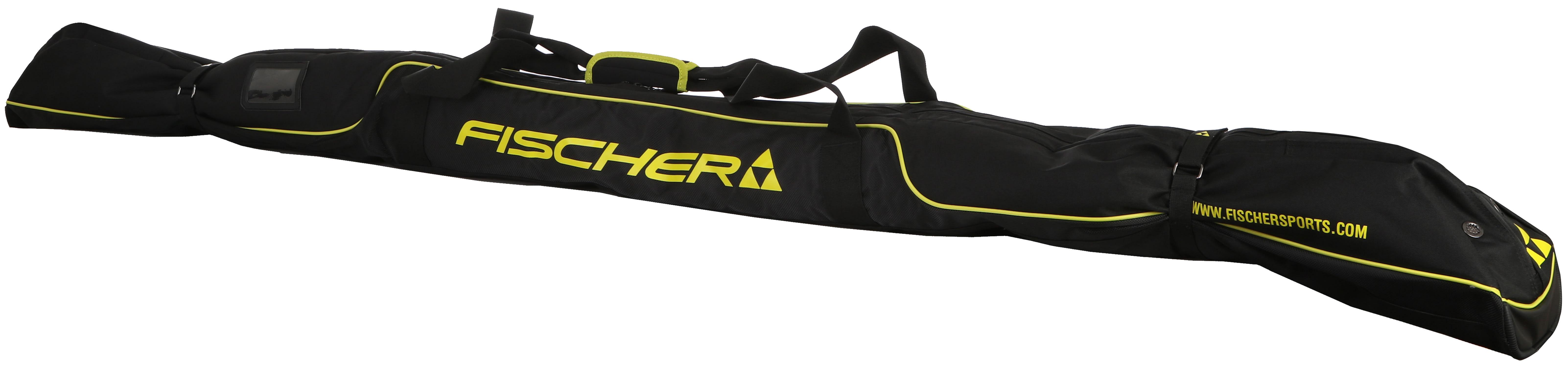Fischer 3 Pair Performance Xc Ski Bag Thumbnail 1
