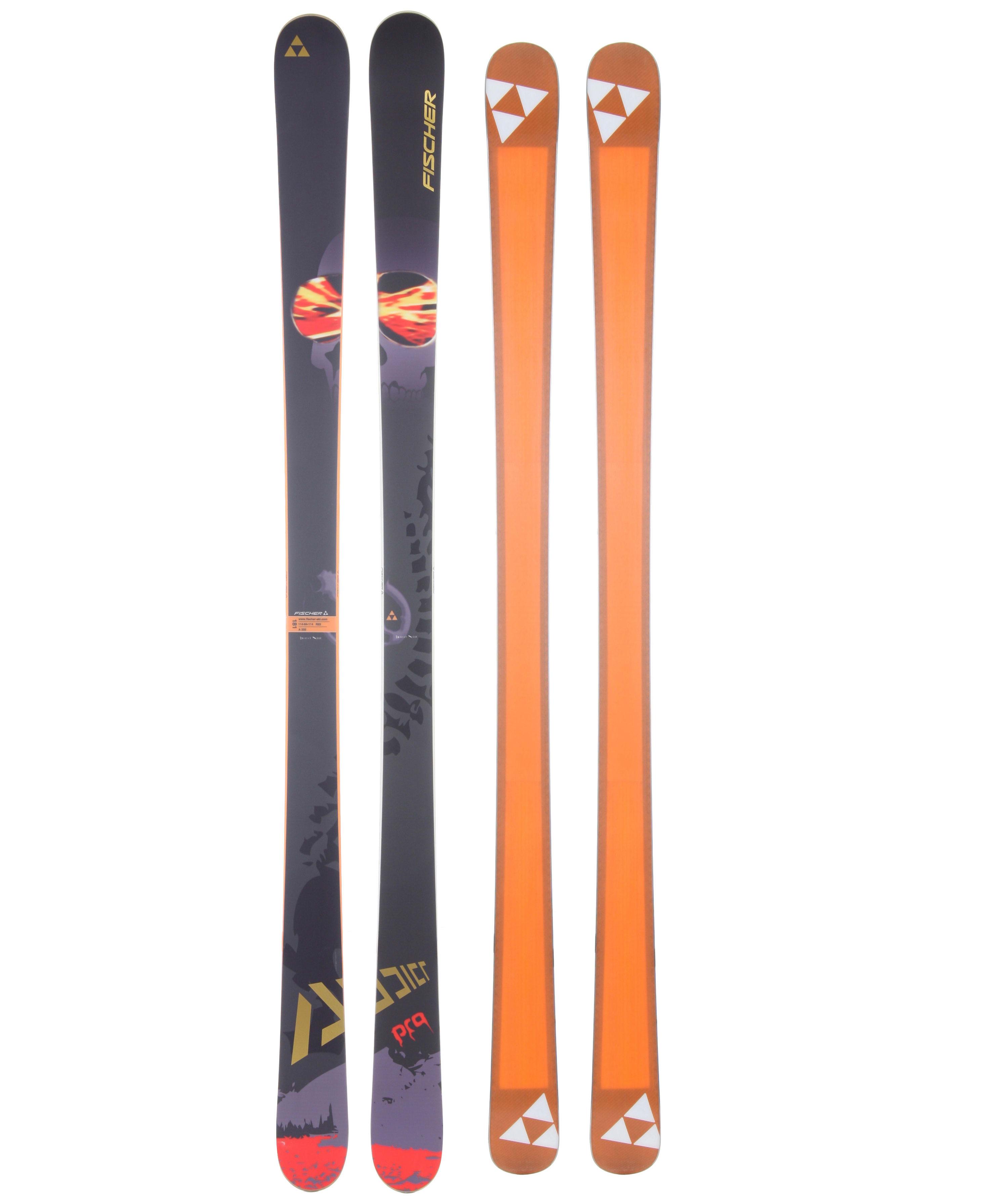 Fischer Addict Pro Skis