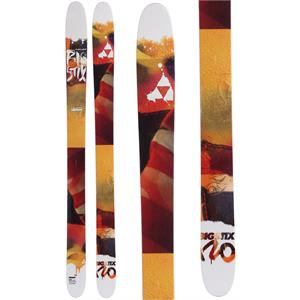 Fischer Big Stix 120 Skis