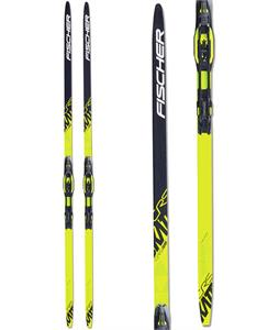 Fischer CRS Skate IFP XC Skis w/ Race Skate IFP Bindings