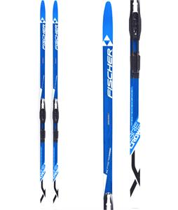 Fischer Fibre Crown EF XC Skis w/ IFP Classic Bindings