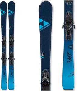 Fischer My Pro MT 77 Skis w/ My RS 10 GW Powerrail Bindings