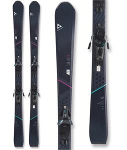 Fischer My Pro MTN 77 Skis w/ My RS10 GW Powerrail Bindings