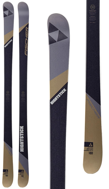 ecb1537307 Fischer Nightstick Skis - thumbnail 2