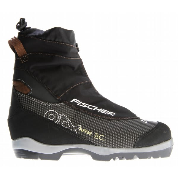 Fischer Offtrack 3 Bc Cross Country Ski Boots Black U.S.A. & Canada