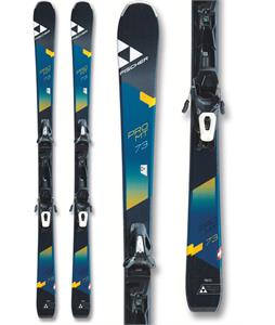 Fischer Pro MTN 73 Skis w/ RS10 GW Powerrail Bindings