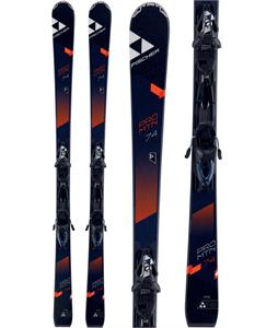 Fischer Pro MTN 74 Skis w/ RS10 Powerrail Bindings