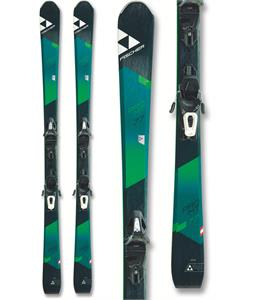 Fischer Pro MTN 77 Skis w/ RS10 GW Powerrail Bindings