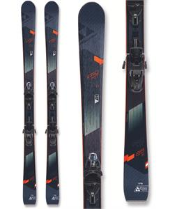 Fischer Pro MTN 86 Ti Skis w/ MBS 12 Powerrail Bindings