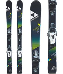 Fischer Pro MTN Jr. Skis w/ FJ7 AC SLR Bindings
