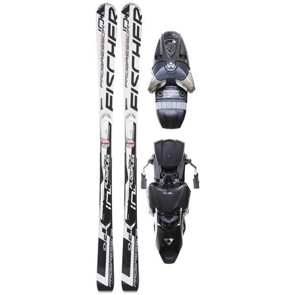Fischer Progressor 10 C Line Skis W / C Line Z 13 Flowflex 2 0 Wb Bindings U.S.A. & Canada