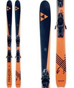 Fischer Ranger 85 Skis w/ MBS 11 Powerrail Bindings