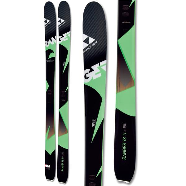 Fischer Ranger 98 Ti Skis. Click to Enlarge 4dee2b5fa3