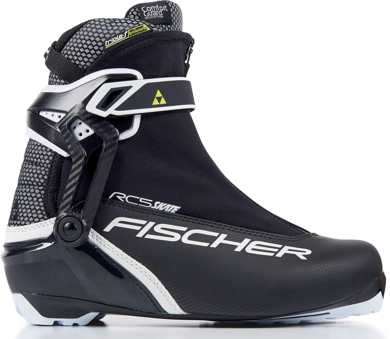 Fischer Rc 5 Skate Xc Ski Boots 2019
