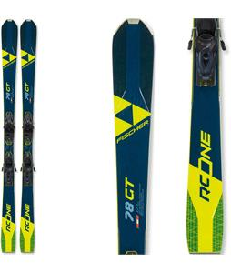 Fischer RC One 78 GT Skis w/ RSW 10 GW Bindings