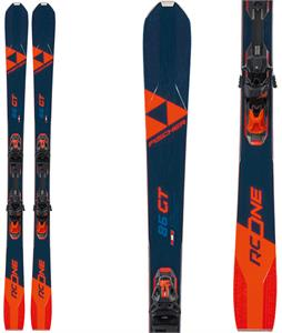 Fischer RC One 86 GT Skis w/ RSW 12 GW Bindings