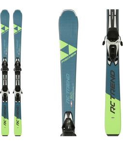 Fischer RC Trend FP9 Skis w/ RS 9 SLR Bindings