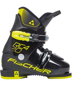 Fischer RC4 20 Jr. Thermoshape Ski Boots