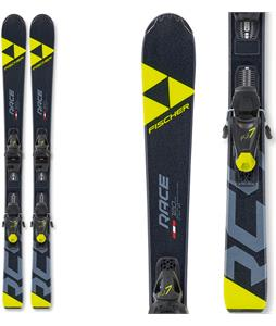 Fischer RC4 Race Jr. Skis w/ FJ7 GW AC SLR Bindings
