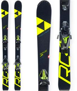 Fischer RC4 Race Jr. Skis w/ FJ4 AC SLR Bindings