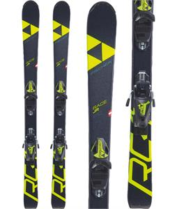 Fischer RC4 Race Jr. Skis w/ FJ7 AC SLR Bindings