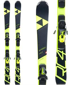 Fischer RC4 Speed Jr. Skis w/ RC4 Z9 AC Bindings