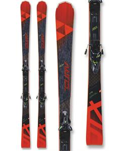 Fischer RC4 The Curv DTX Skis w/ RC4 Z12 GW Powerrail Bindings