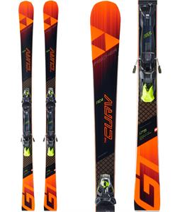 Fischer RC4 The Curv Gt Skis w/ MBS 13 Powerail Bindings