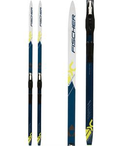 Fischer Ridge Crown XC Skis w/ Tour Step-In IFP Bindings