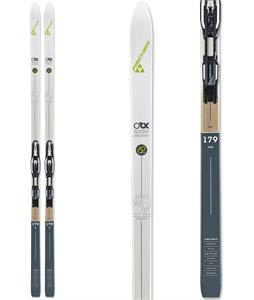 Fischer Spider 62 Crown XC Skis w/ Control Step-In Bindings