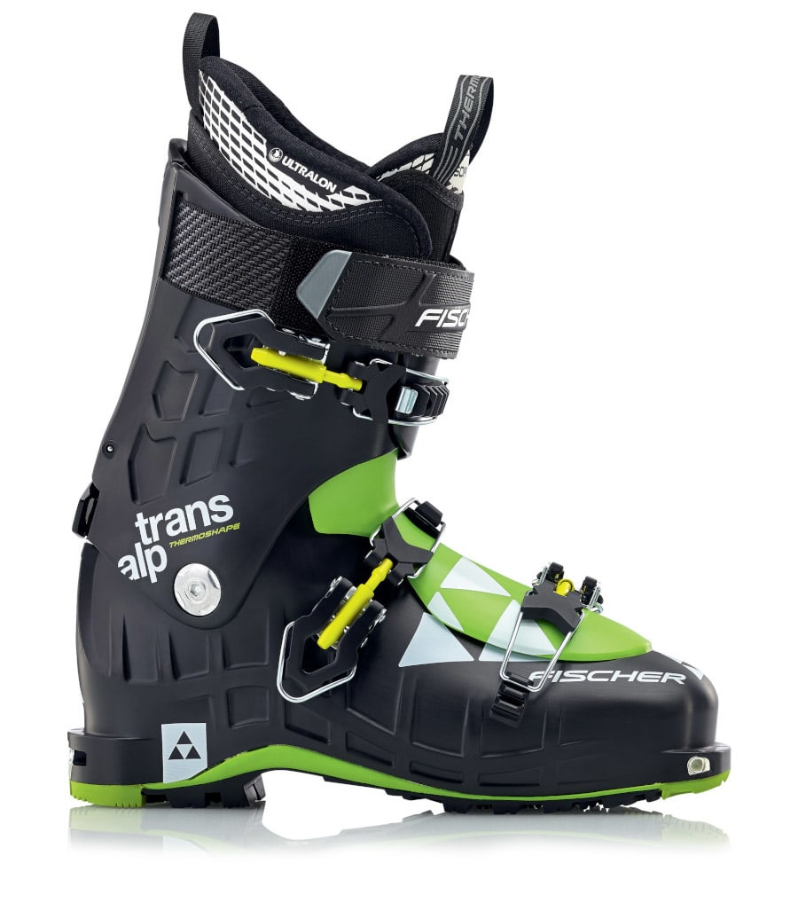 Fischer Transalp Thermoshape Ski Boots