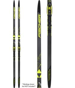 Fischer Twin Skin Race Soft/Medium IFP XC Skis