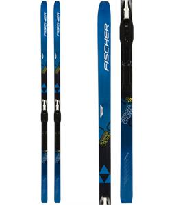 Fischer Voyager EF XC Skis w/ Tour Step-in IFP Bindings