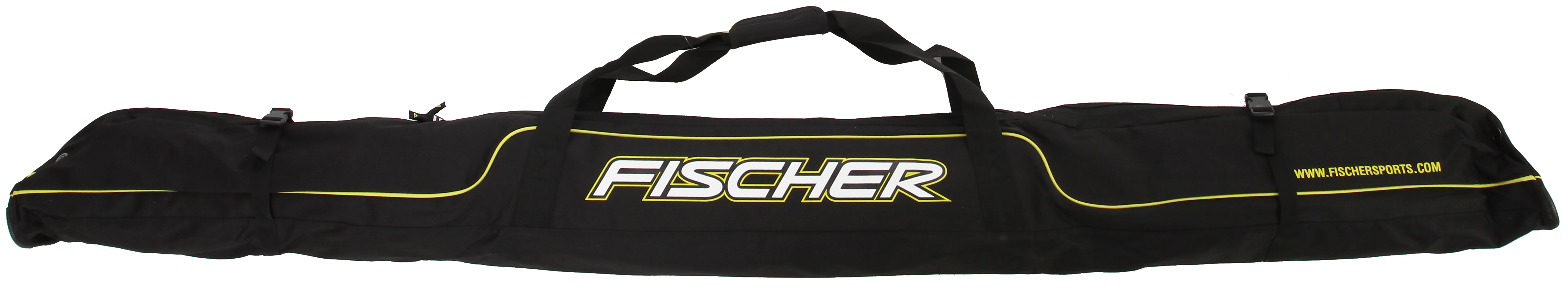 Fischer Xc Ski 3 Pair Performance Cross Country Bag Thumbnail 1