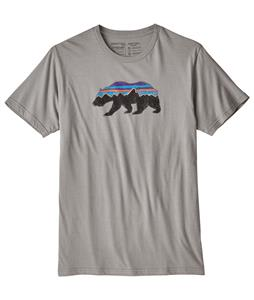 Patagonia Fitz Roy Bear Organic Cotton T-Shirt