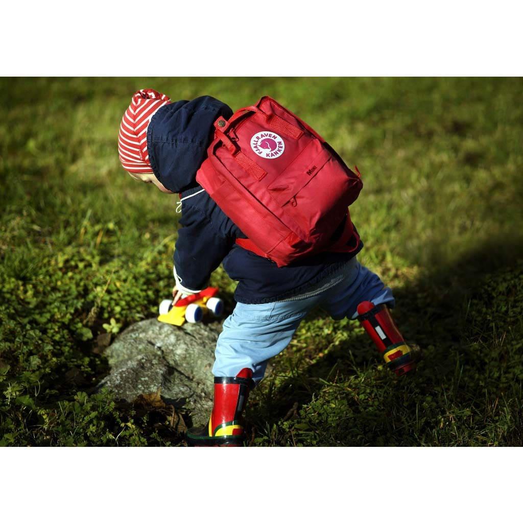 Fjallraven Kanken Mini Backpack - Kids