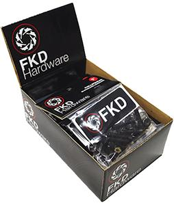 FKD Phillips PK 7/8 Skateboard Hardware