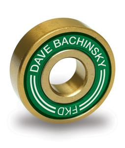 FKD Pro Gold Bachinsky Skateboard Bearings