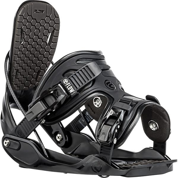 3141396cb82e Flow Alpha Snowboard Bindings