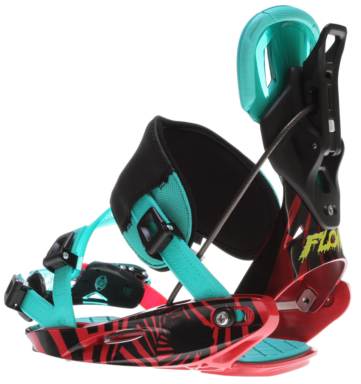 Flow M9 SE Snowboard Bindings